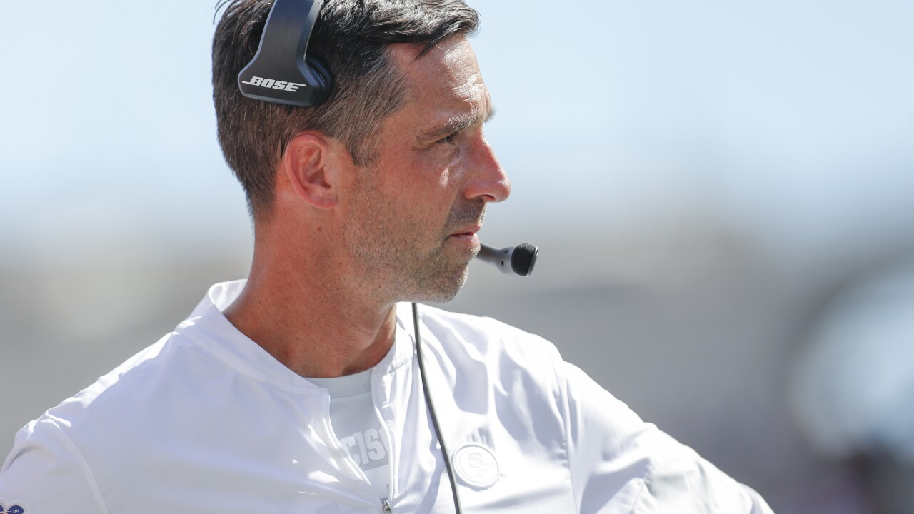 'Skins scoop: Former Redskins coach Kyle Shanahan has no problem voicing his distaste for Washington