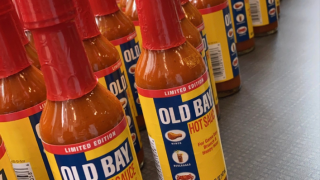 Old Bay releases new hot sauce, sells out in less than anhour