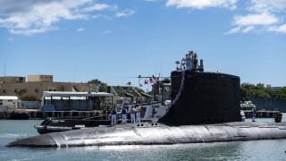 Australia Submarines US