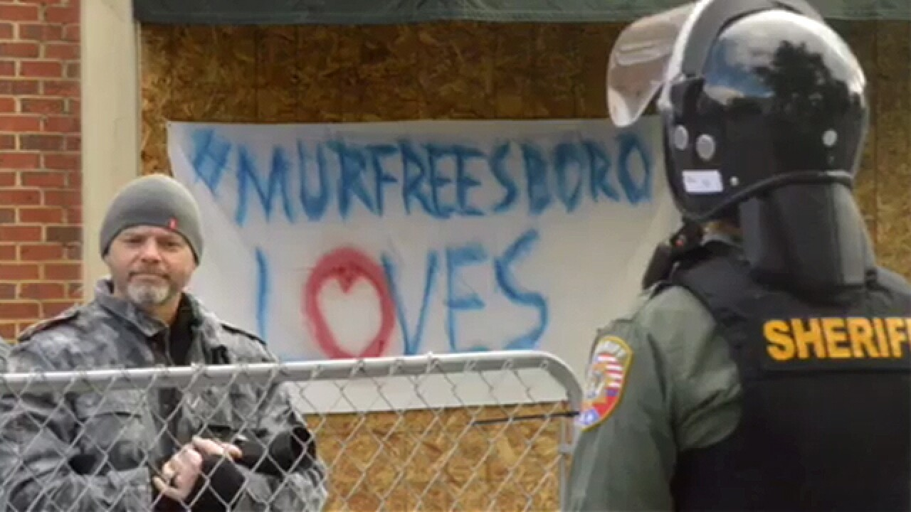 White Nationalist Rally Canceled In Murfreesboro