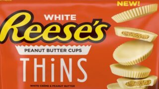 Reese's Has New White Chocolate Peanut Butter Cup Thins