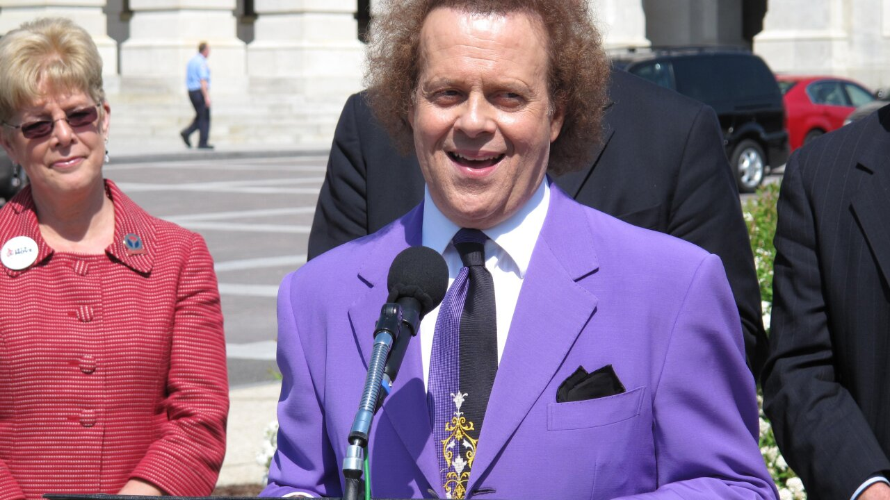 Richard Simmons is 'fine,' according to his publicist