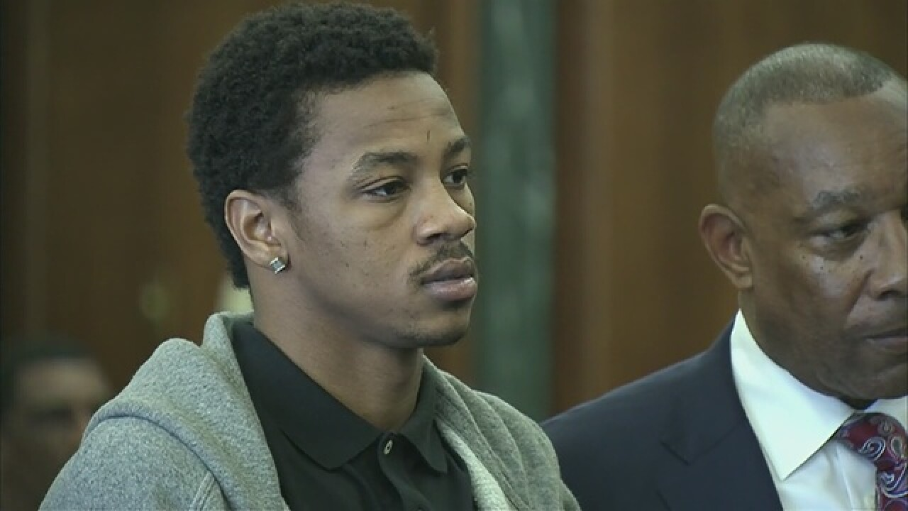 Keith Appling arrested again for carrying gun
