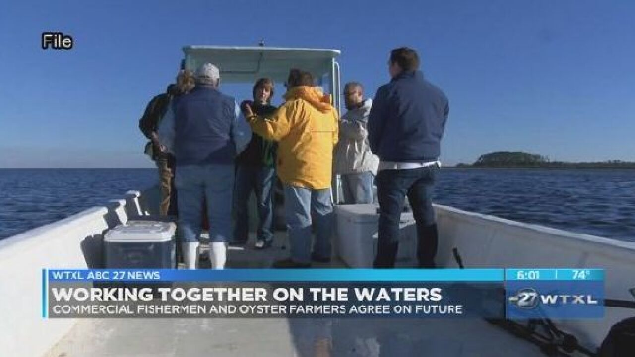 Fisherman, farmers in Wakulla County work to share local waters