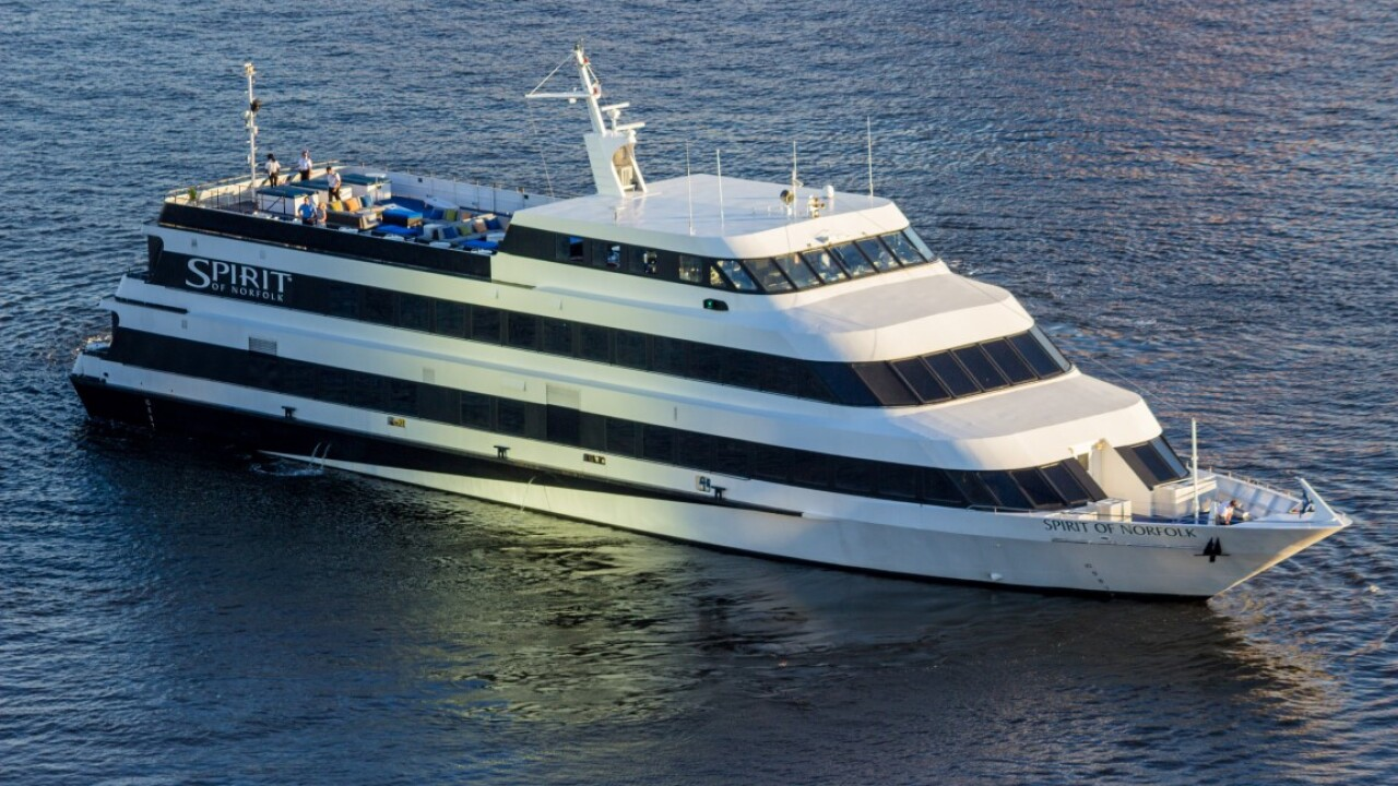 Take a cruise on the Spirit of Norfolk and support Susan G. Komen Tidewater