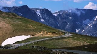 Beartooth Pass open to the Montana state line, Wyoming side still closed