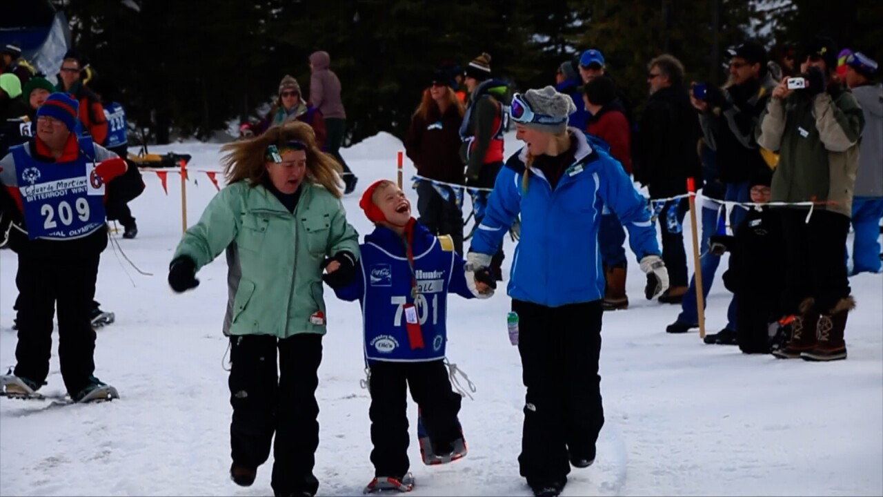 Special Olympics Bitterroot Winter Games canceled because of pandemic