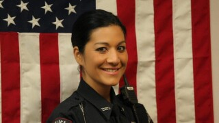 Officer Jamy Helton