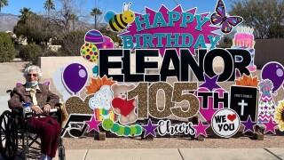 Happy Birthday Eleanor!