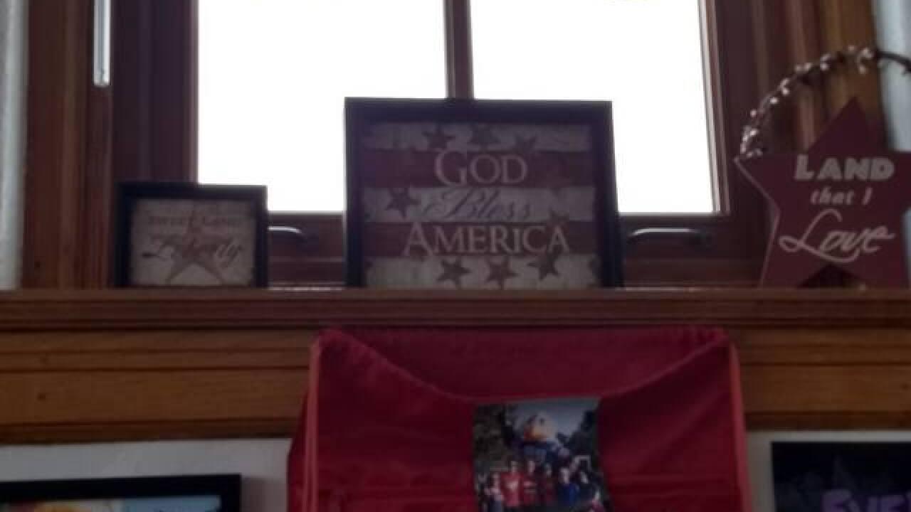 'Christian symbolism' taken out of Kenosha class