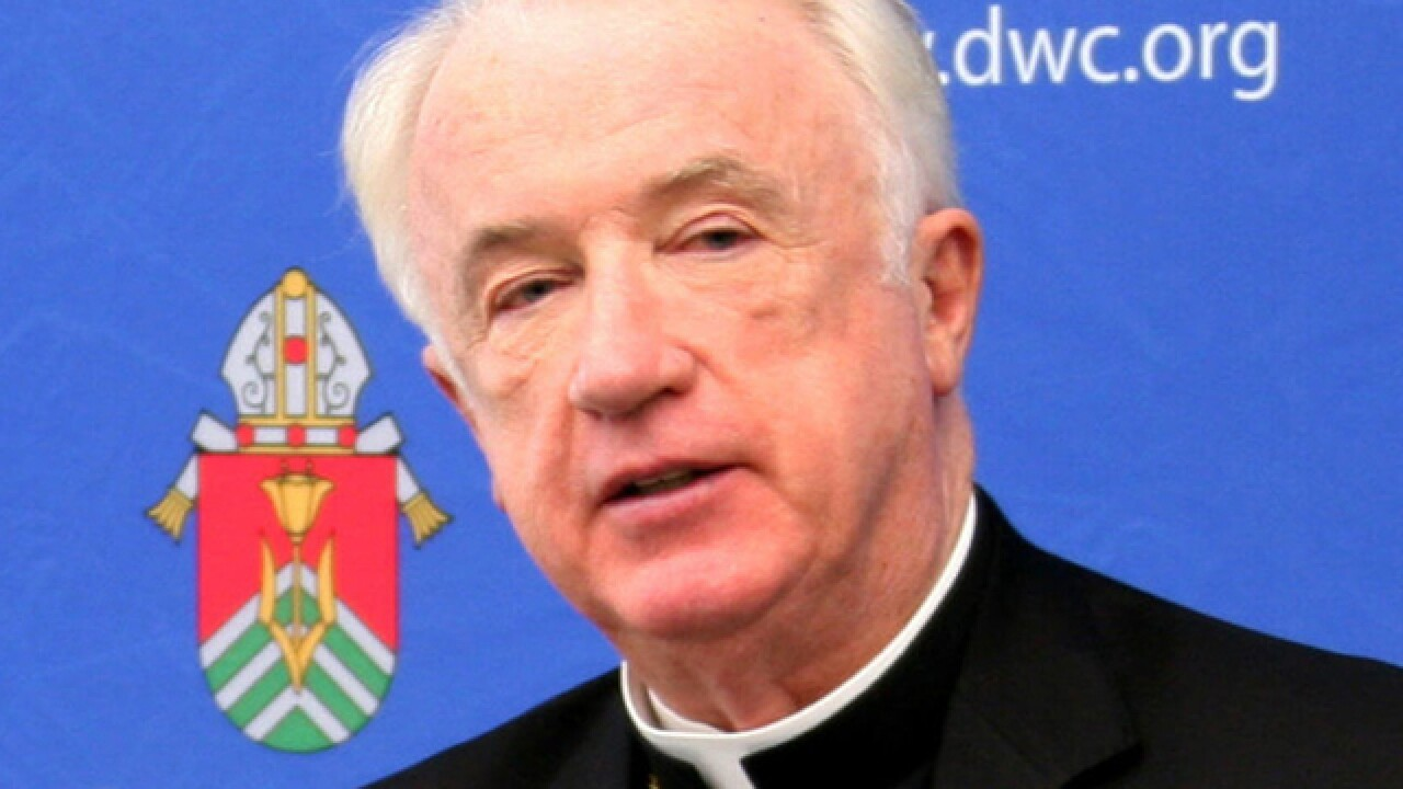 Pope Francis appoints Baltimore Archbishop as administrator of Diocese of Wheeling-Charleston