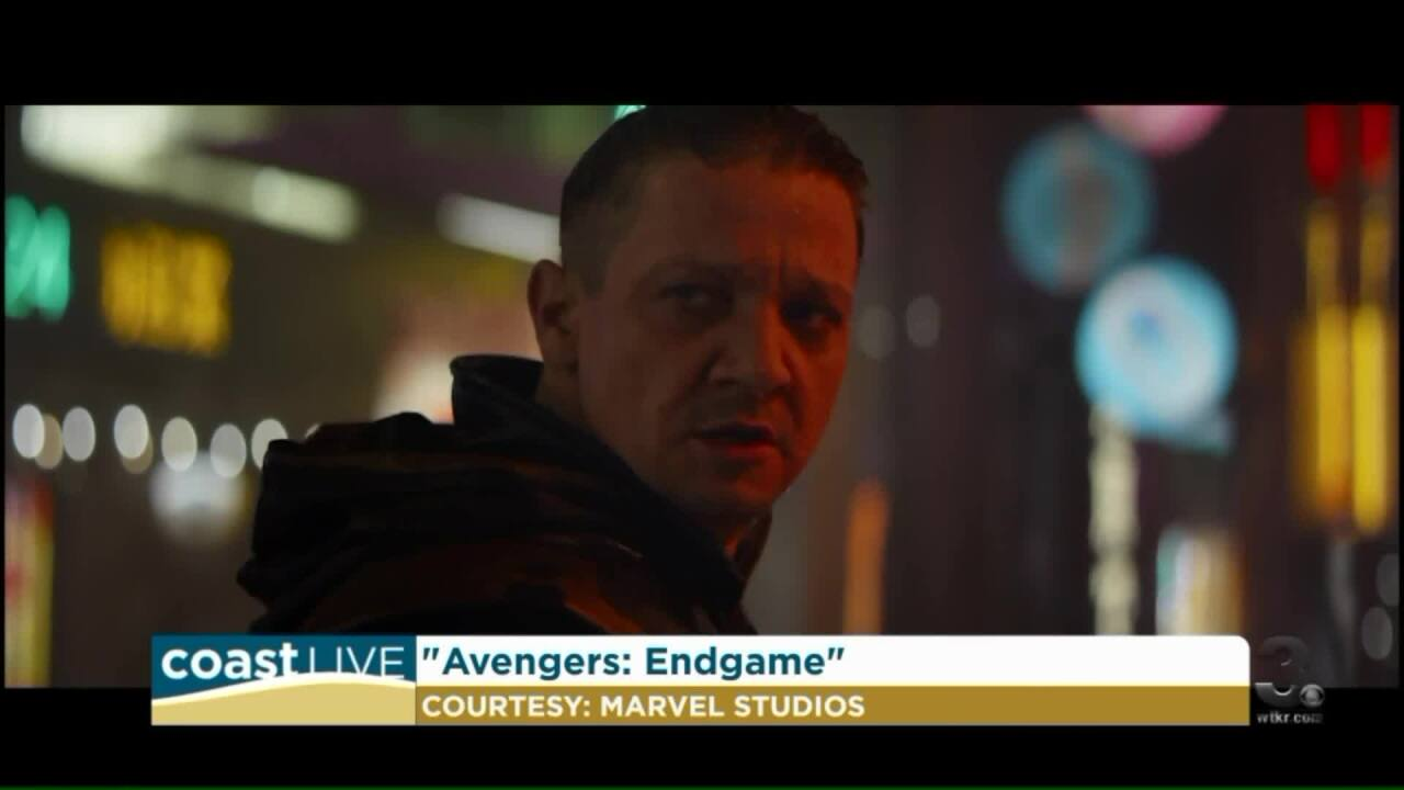 "A spoiler-free review of ""Avengers: Endgame"" and a preview of big summer movies on Coast Live"