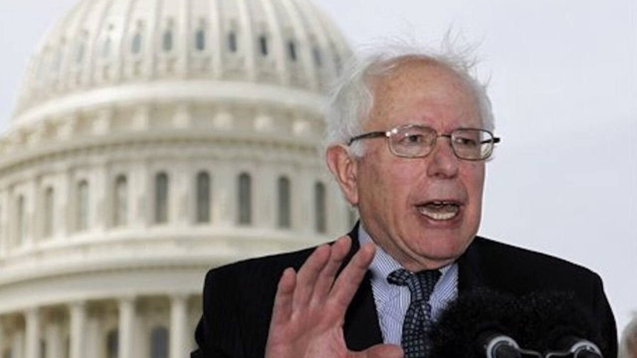 Sanders plan to be more generous than Medicare