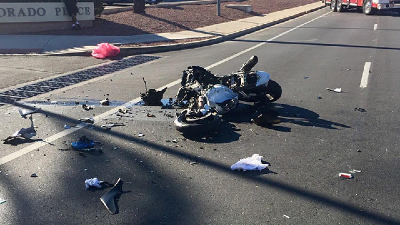 motorcycle crash Wilmot