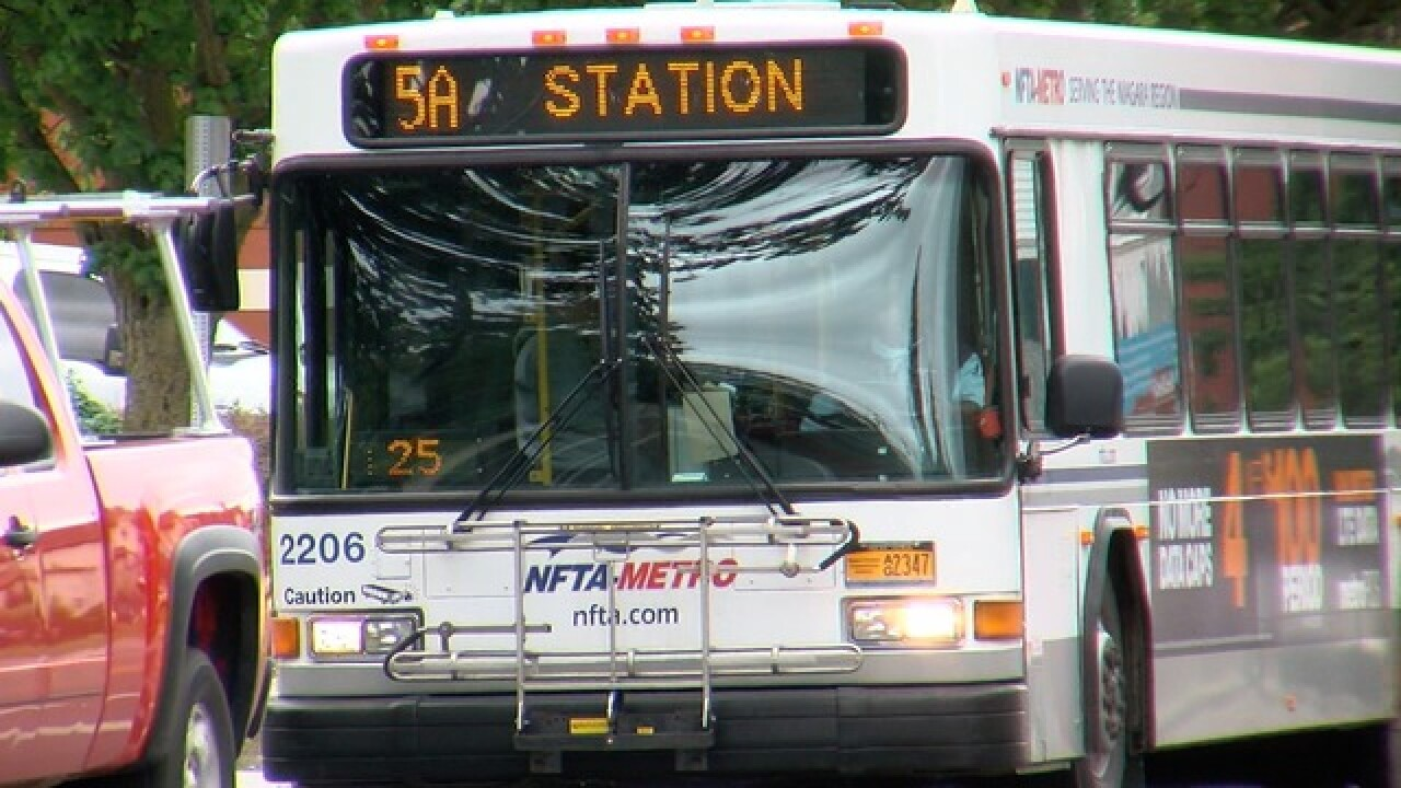 I-Team: 58% of WNY jobs beyond reach of public transit