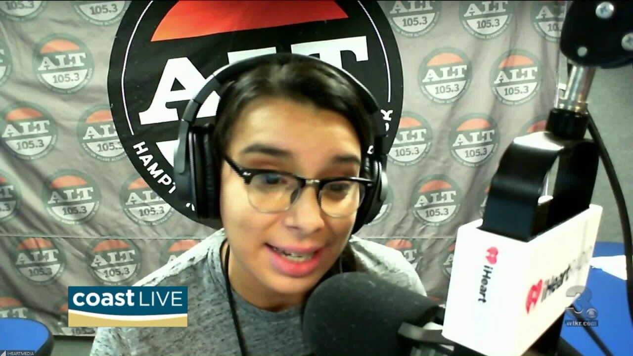 Music news with Ashley from ALT 105.3 on CoastLive