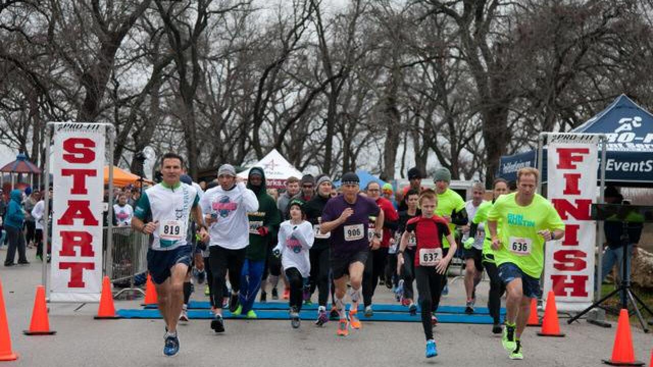 Annual 5k scheduled for January
