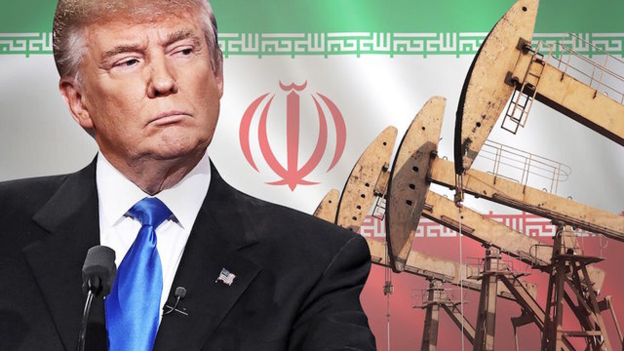Oil markets brace for Trump to kill Iran deal