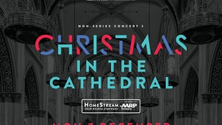 Helena Symphony Christmas in the Cathedral poster