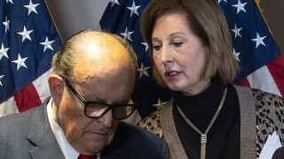 Sidney Powell, Rudy Giuliani