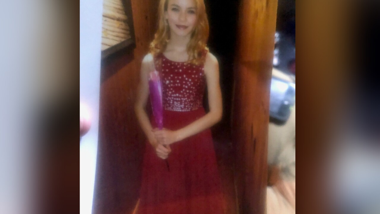 Amberly Barnett, missing 11-year-old Alabama girl, found dead