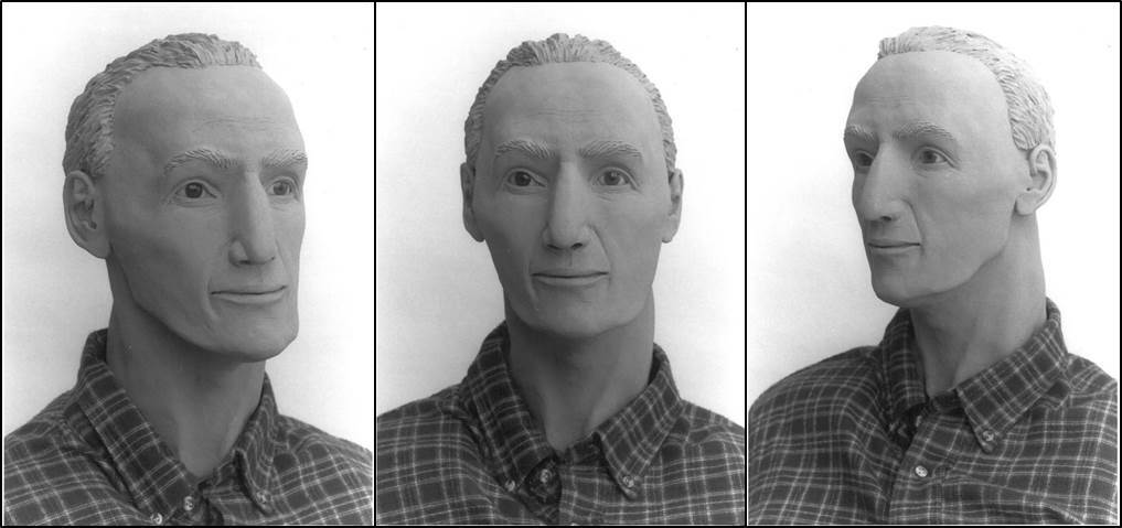 Facial modeling of Butler County's John Doe