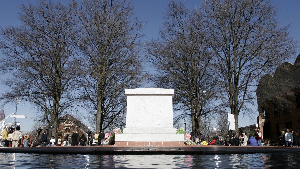 Martin Luther King Jr National Historical Park In Atlanta Open