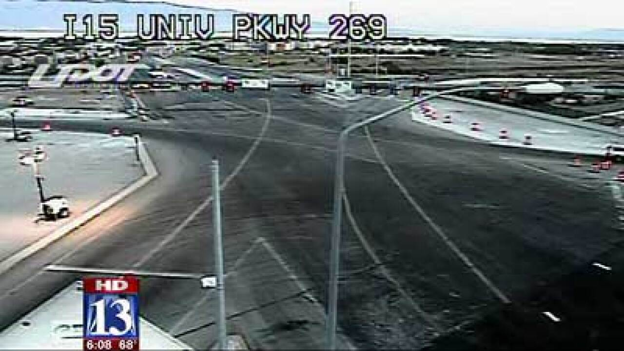 UDOT opens new continuous flow intersection