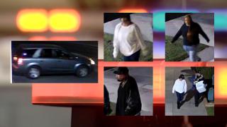 Pacheco Road Burglary Suspects
