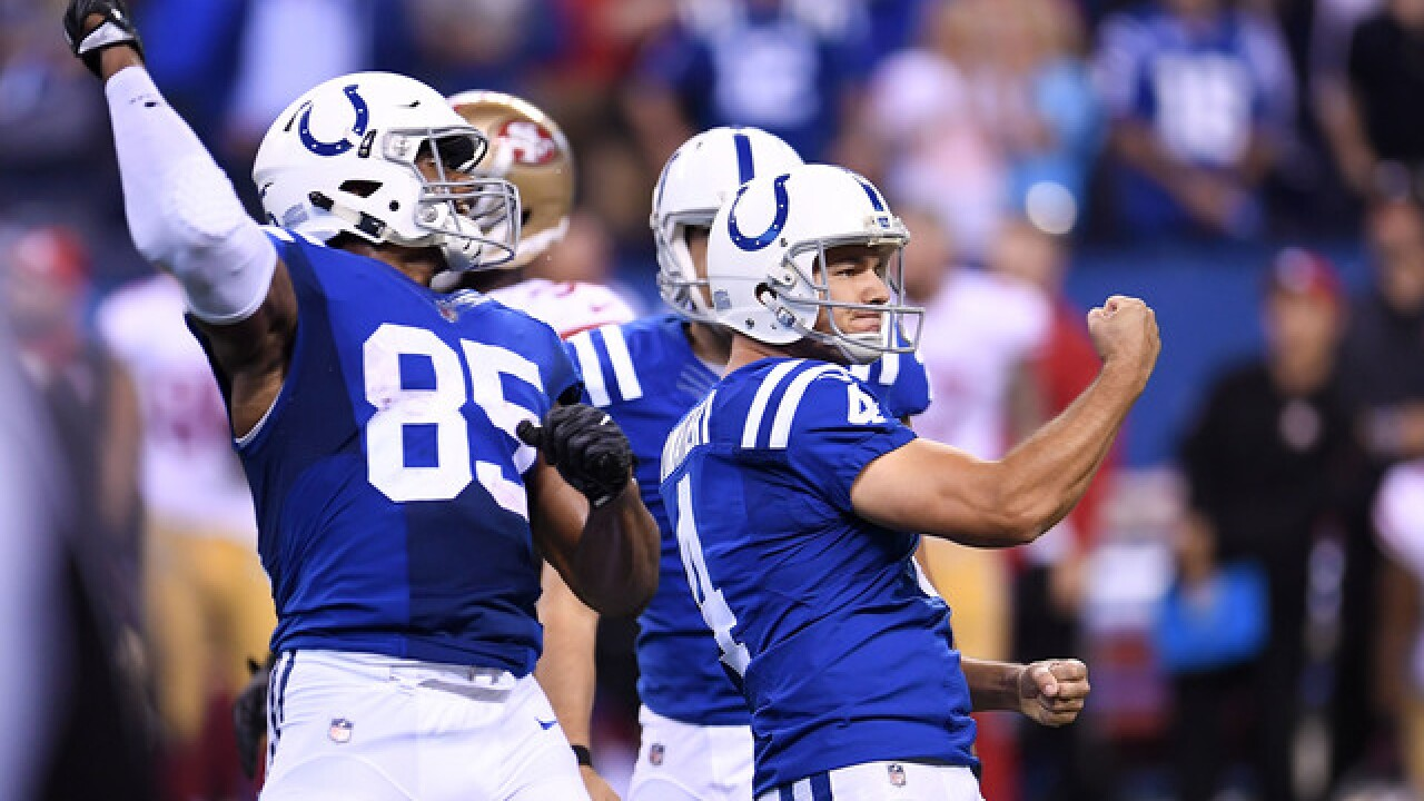 Indianapolis Colts still looking for solution to closing out games