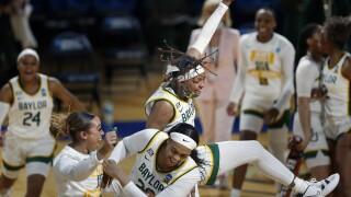 NCAA Virginia Tech Baylor Basketball