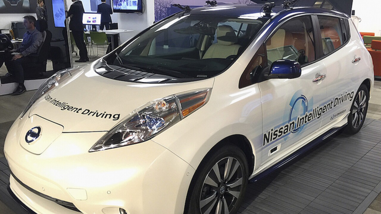 Renault-Nissan to introduce 10 self-driving cars