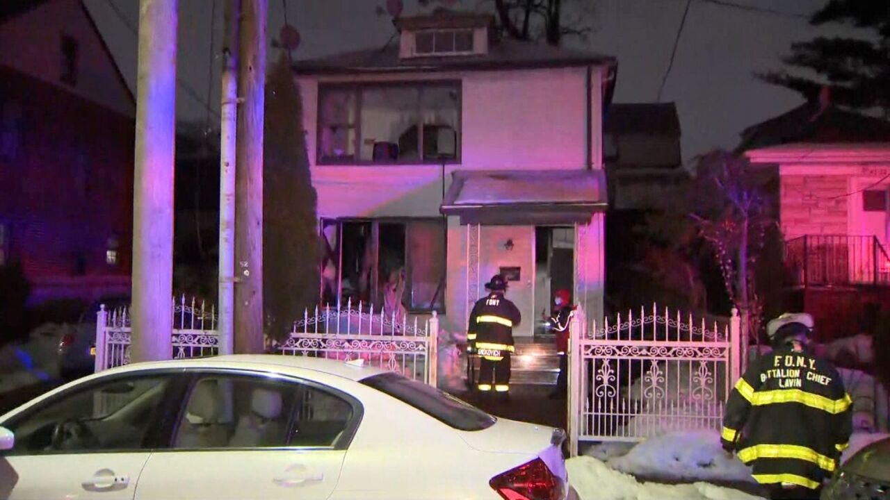 Deadly queens house fire