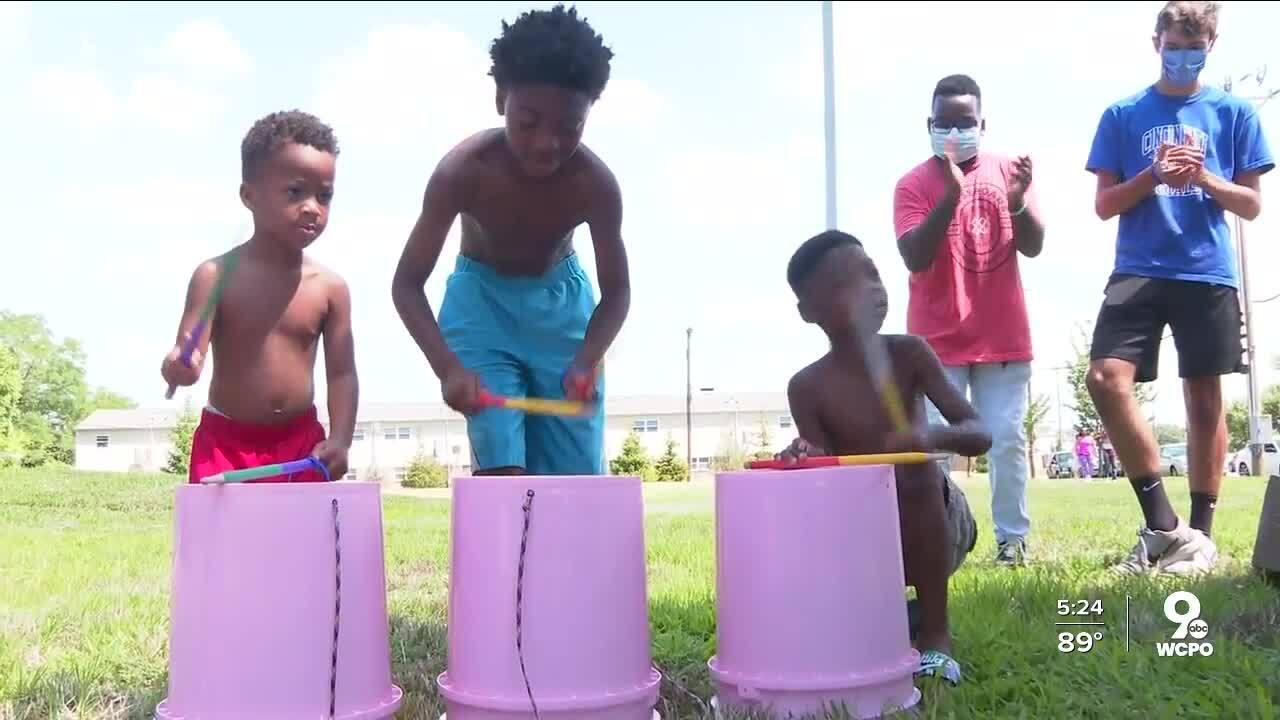 Band In A Box program in Ohio provides kids with musical outlet