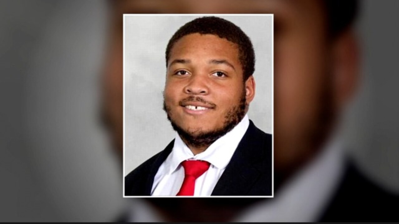 High school to honor Maryland football player who died of heat stroke
