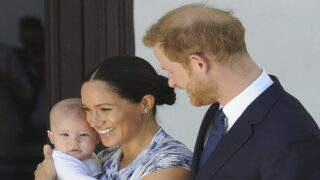 Archie Made His Debut On Meghan Markle And Prince Harry's Podcast