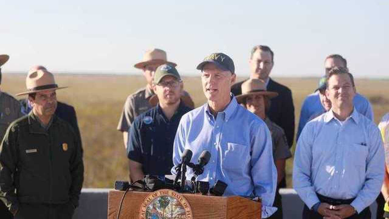 Florida invests $3.5M to finish Everglades highway project