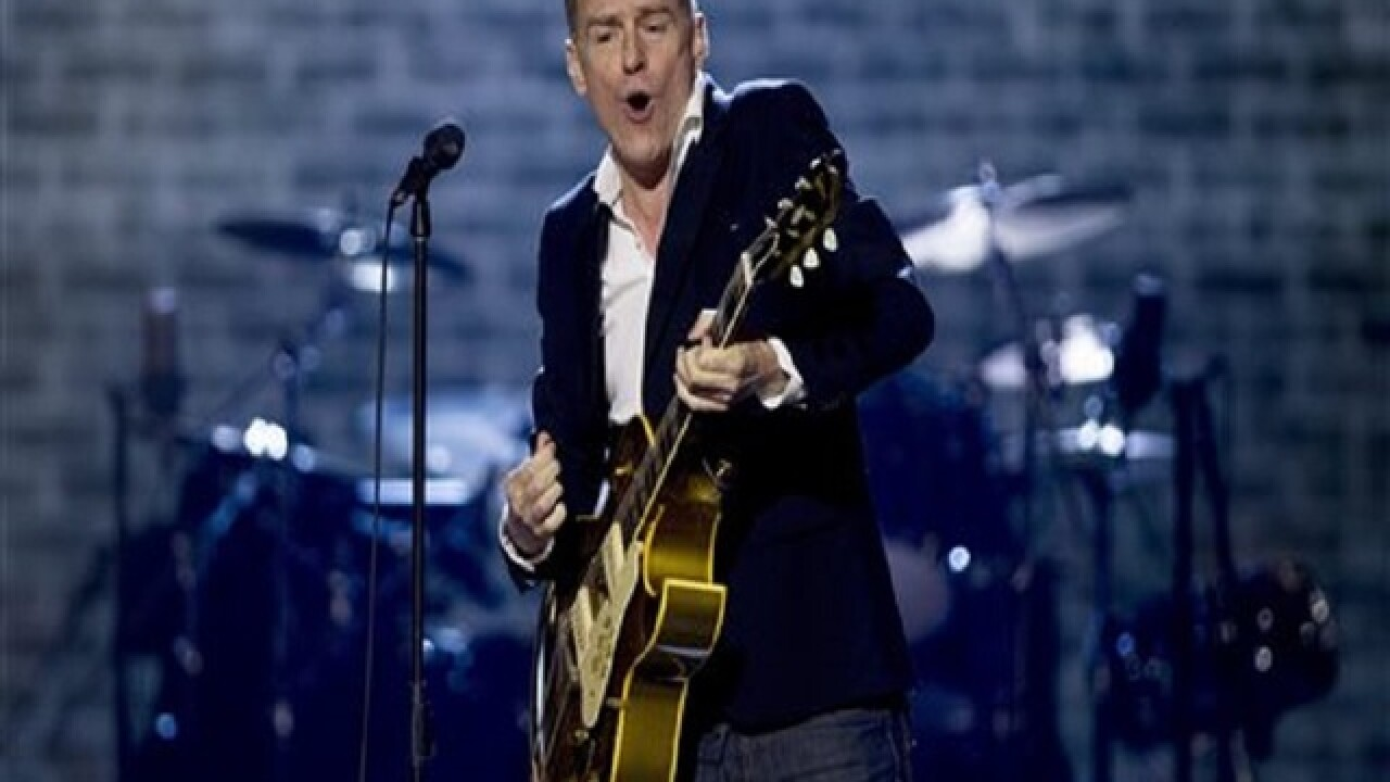 Bryan Adams cancels Miss. show, citing new law