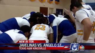 Texas A&M-Kingsville Lone Star Tournament basketball