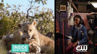 """The Lion King"" cubs, Shahadi Joseph & JD McCrary, talk about the Disney Remake"