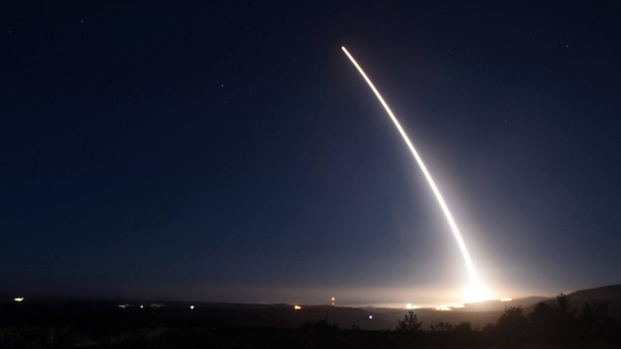 US nuke chief warns about outdated nuclear arms