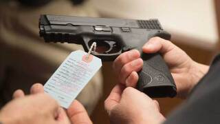 US court upholds ban on gun sales to marijuana card holders