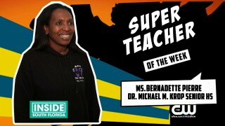 Super Teachers: Ms. Bernadette Pierre