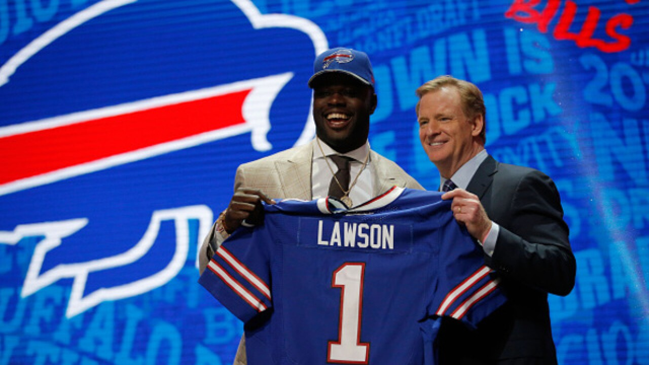 Buffalo Bills Top 20 Talents in 2018: No. 18 - DE Shaq Lawson