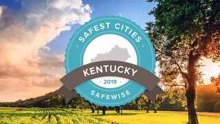 Kentucky's Safest Cities Of 2019