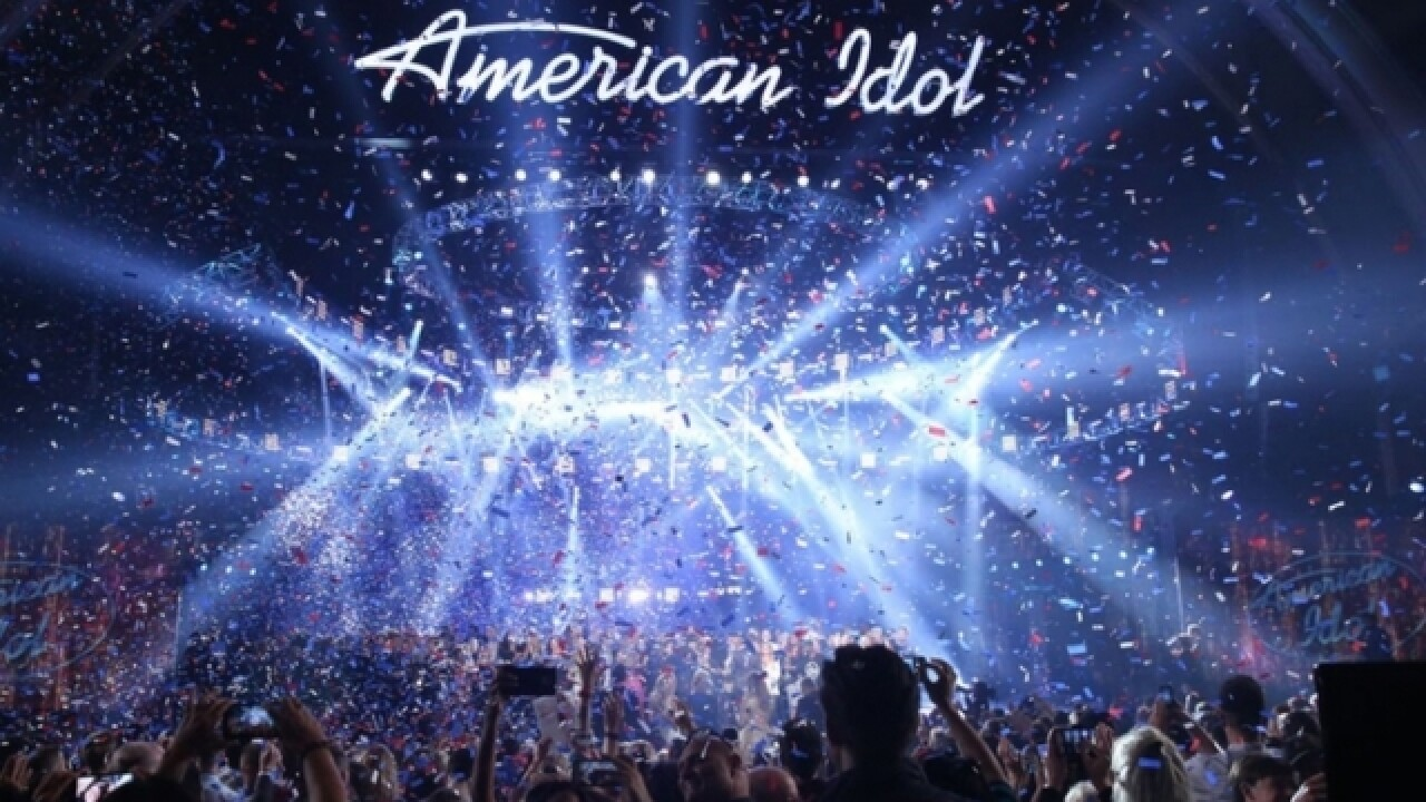 Here's your chance to audition for 'Idol'
