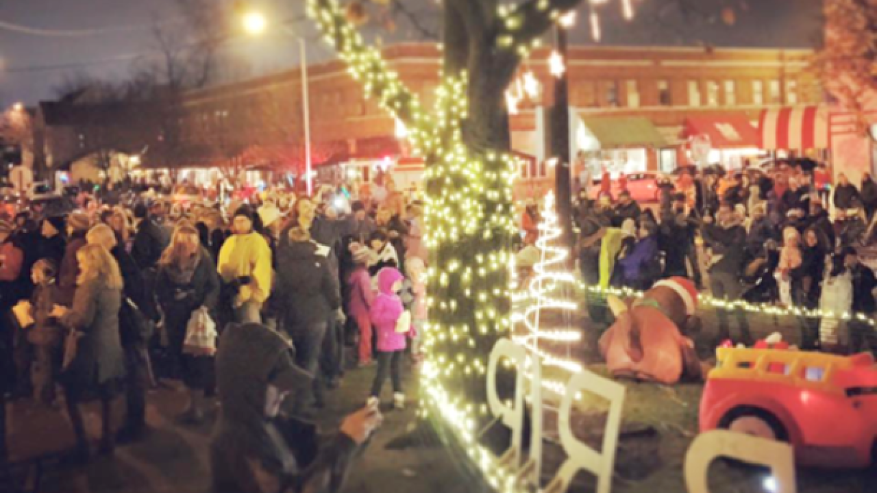 Broad Ripple set to light up' for the holidays