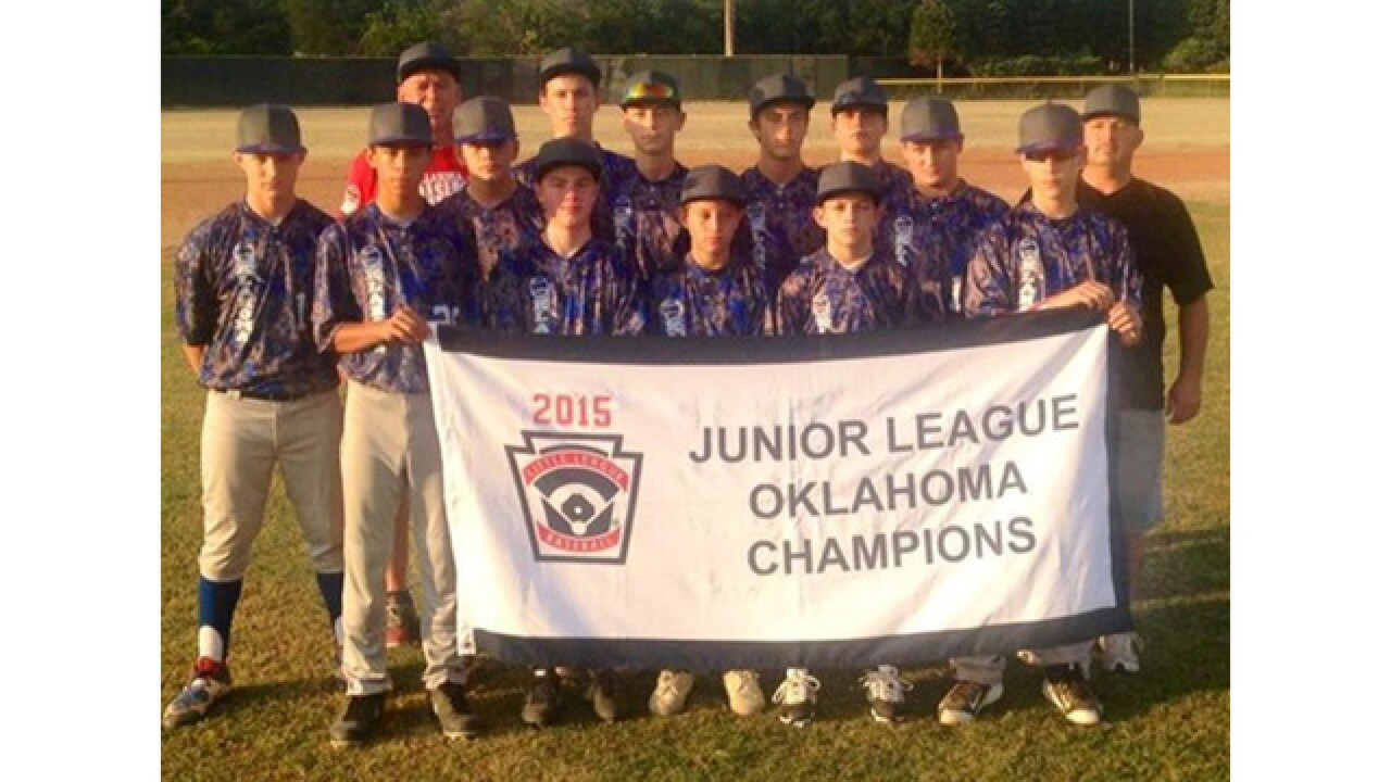 Oklahoma Little League teams compete