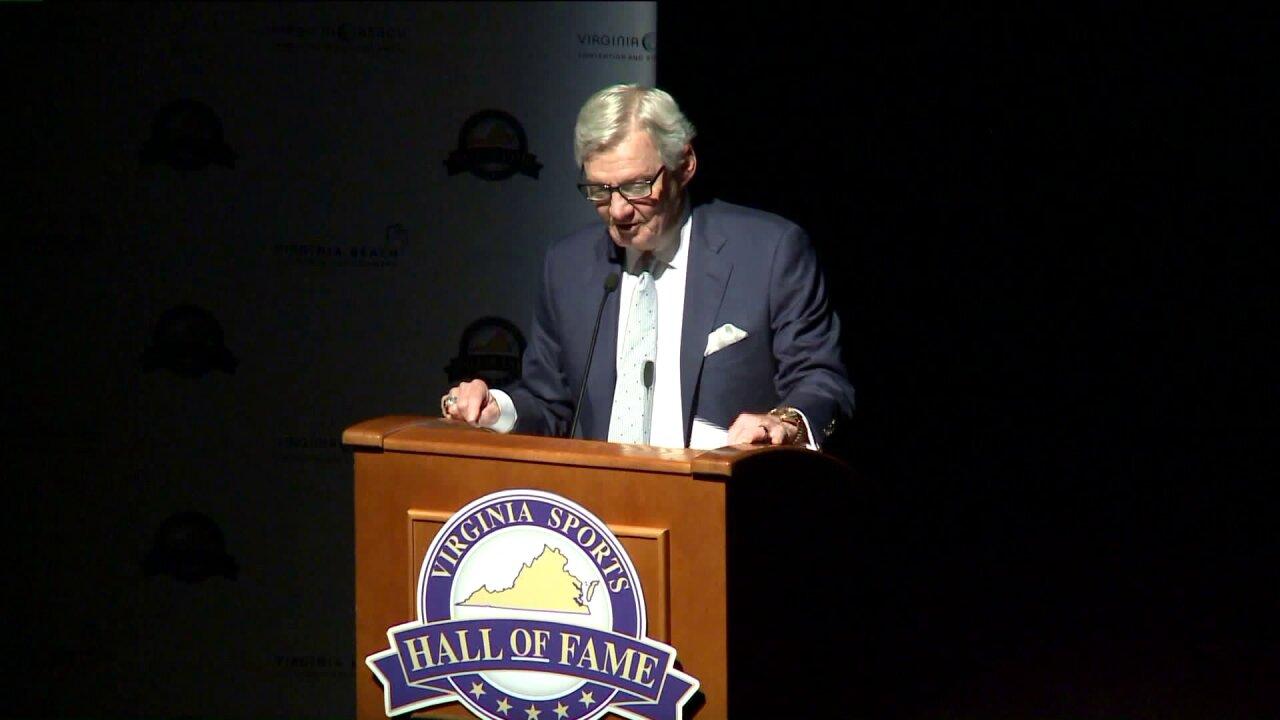 Frank Beamer headlines Virginia Sports Hall of Fame Class of2018