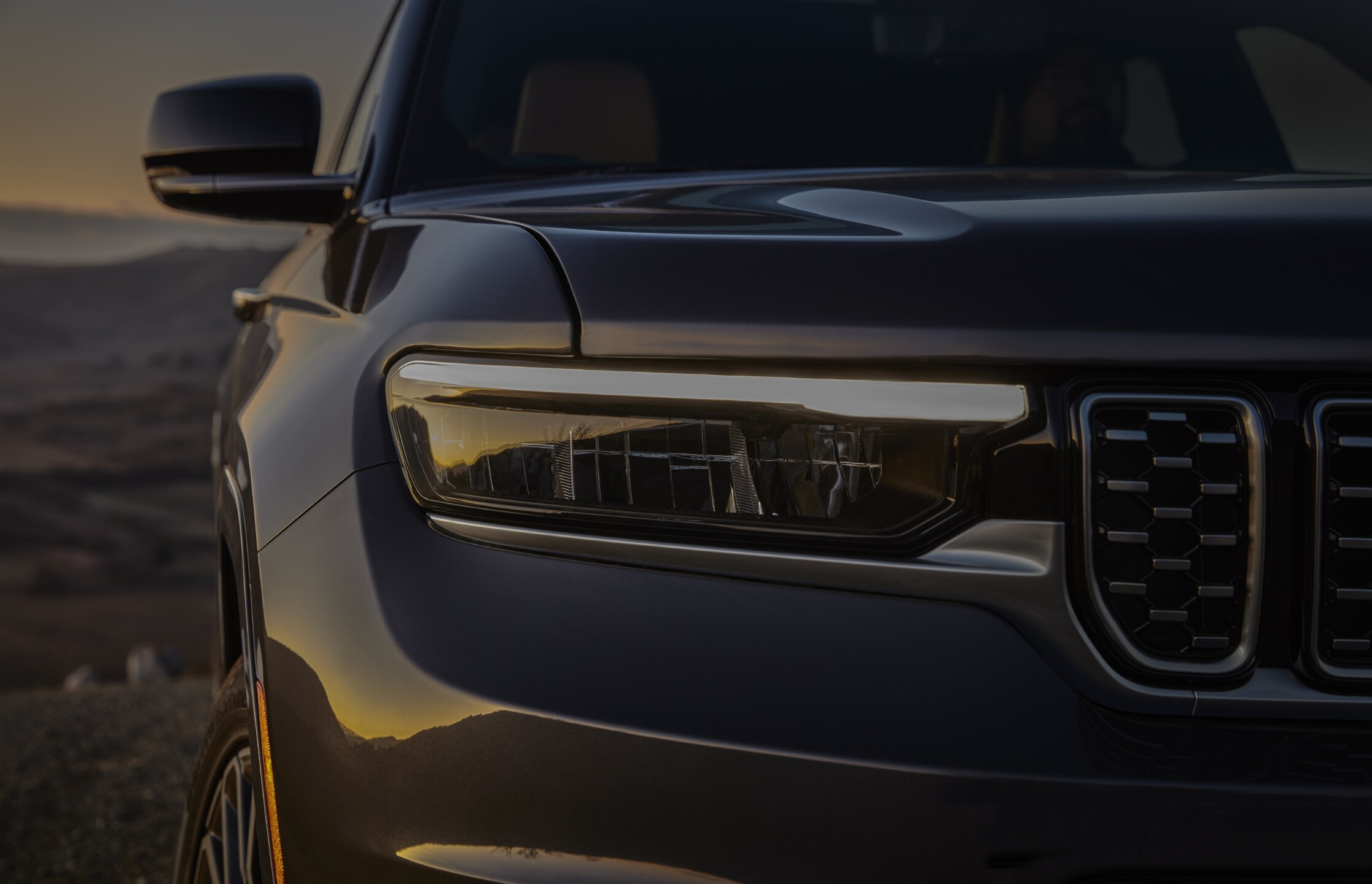 All-new 2021 Jeep® Grand Cherokee L Summit Reservemodelfeature